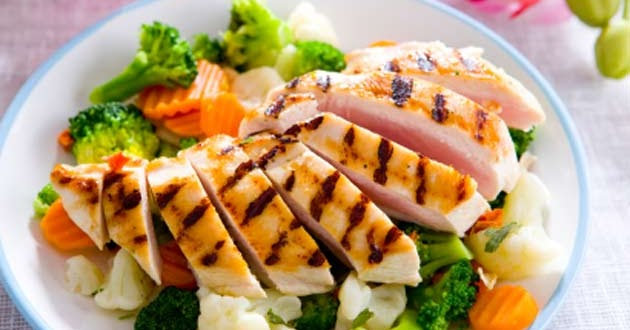 5 Ways To Start A Healthy Diet Meal Plan