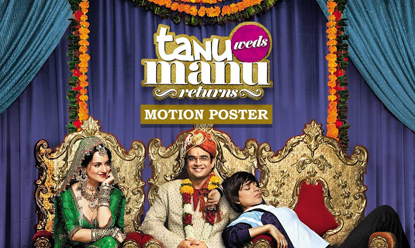 Tanu Weds Manu Returns (2015) Movie Poster No. 2
