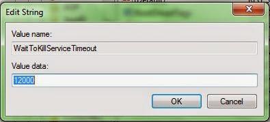 Cara mempercepat mematikan atau Shutdown Windows 7
