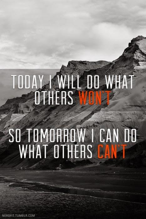 Will do!
