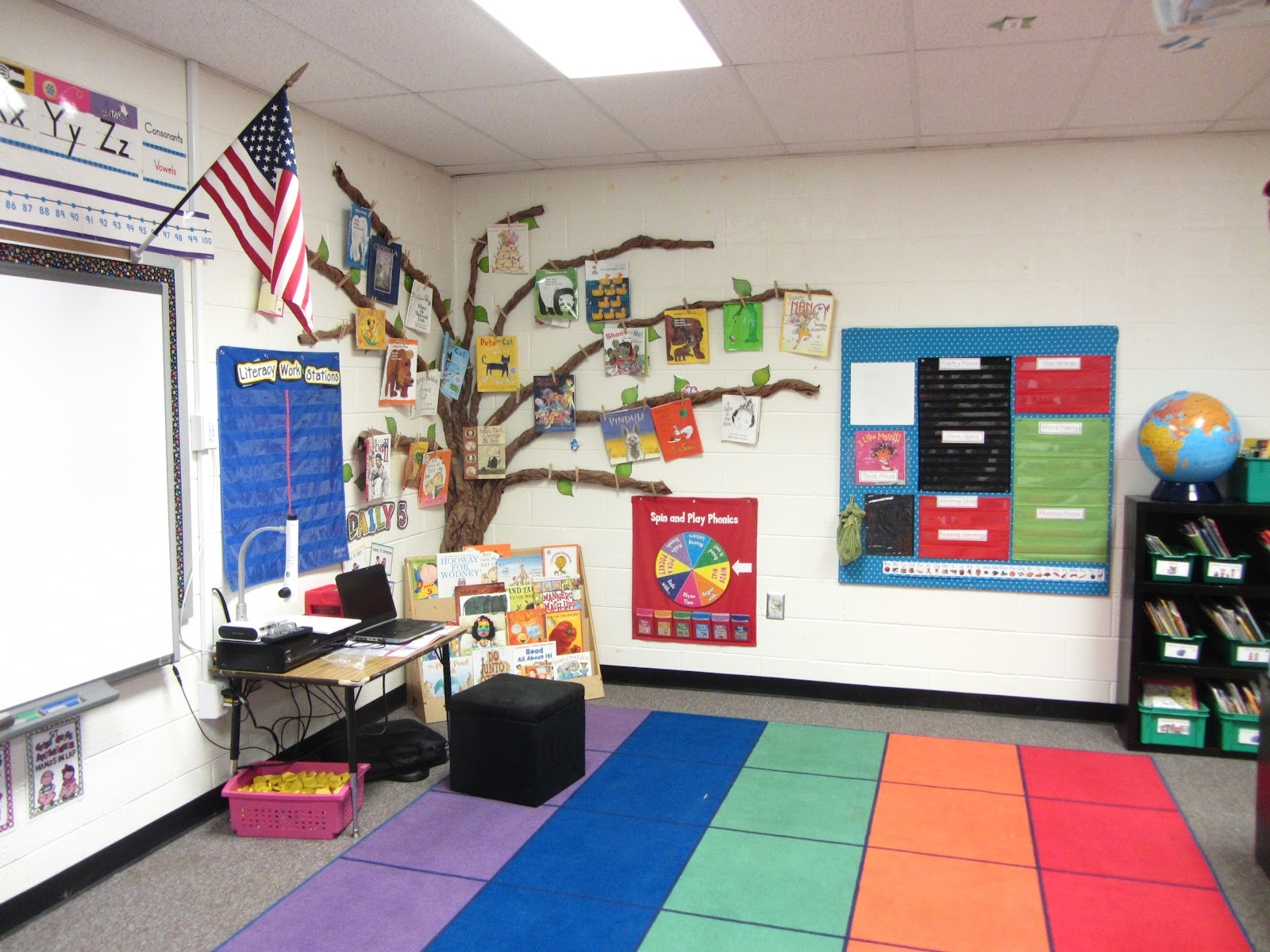 Foreign Language Classroom Decoration Ideas : Gluesticks games and giggles my classroom make over