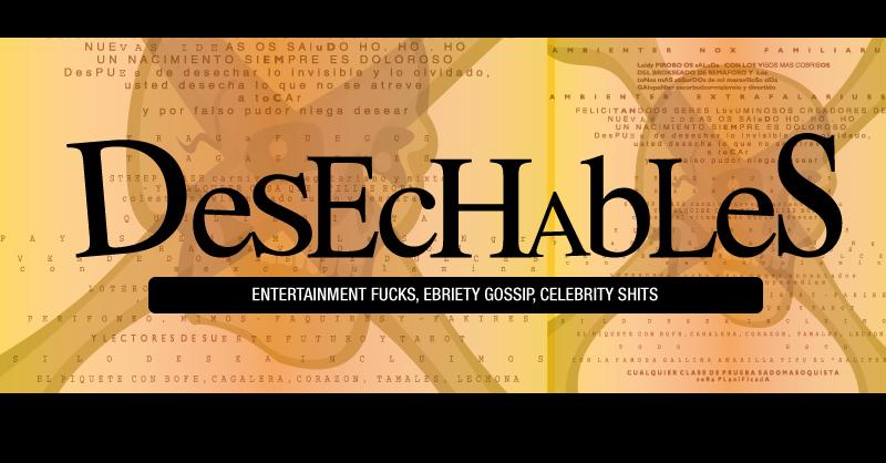Producciones dEseChablEs. Siempre asco