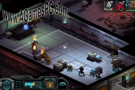 Shadowrun Returns-FLT Free Download PC Games Full Version-www.agamespc.com