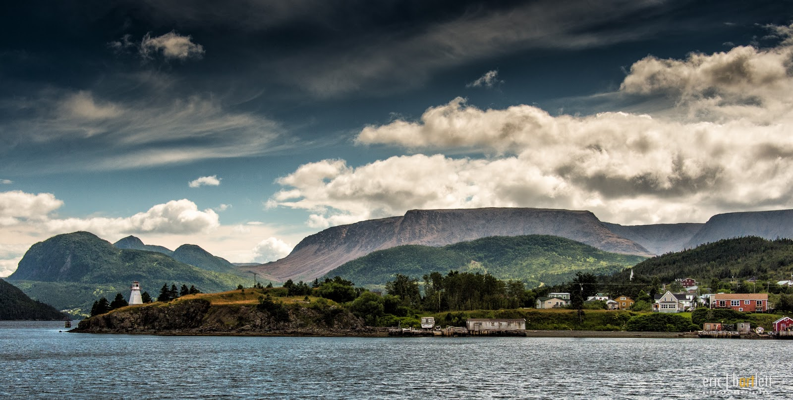 Mourne mountains national park