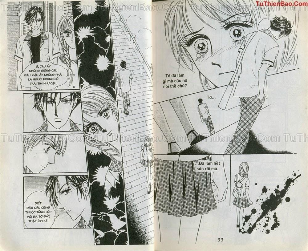 Nữ sinh chap 6 - Trang 17