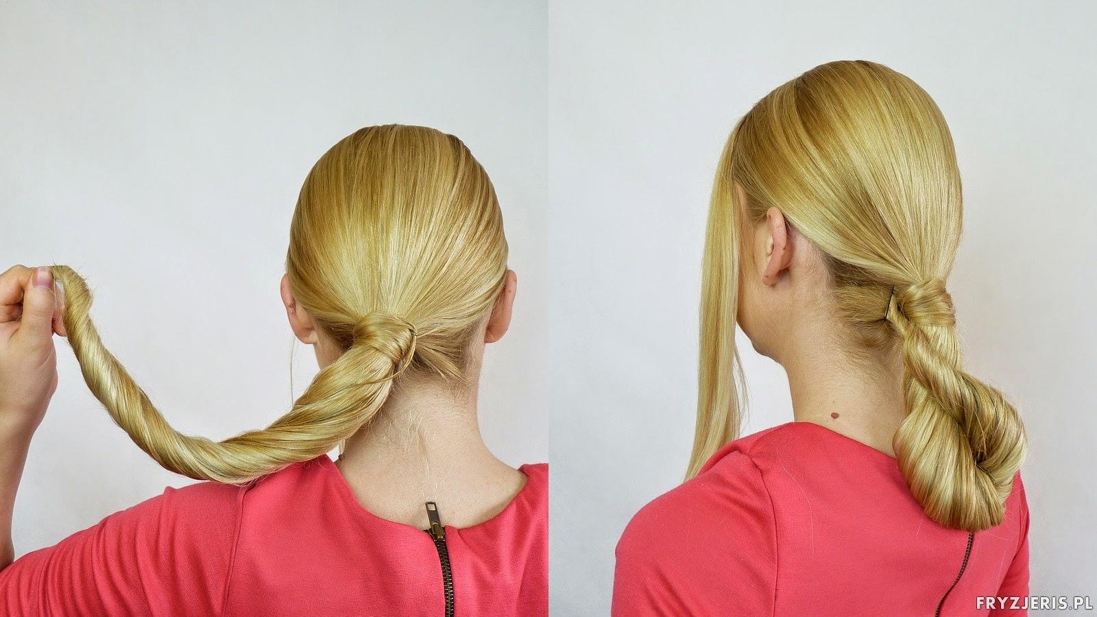 fryzura w stylu emmy rossum 2