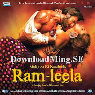 Ramleela (2013): MP3 Songs