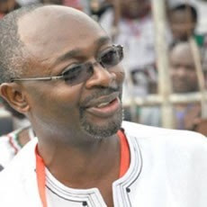 Alfred Agbesi Wayome:a con man and NDC financier
