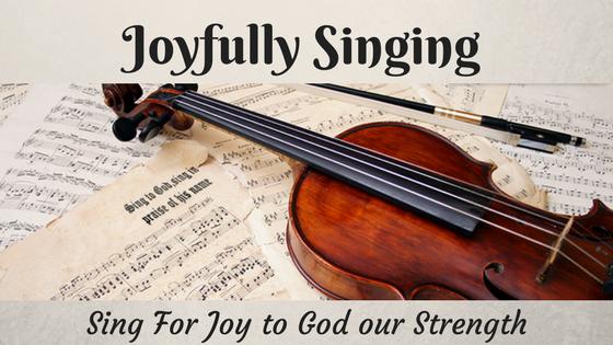 Joyfully Singing