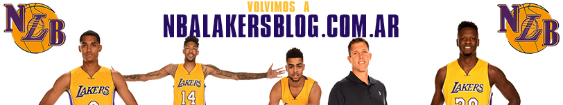 NBA LAKERS BLOG