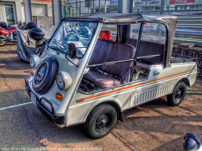 Honda Vamos, kei truck, mała ciężarówka, ciekawe samochody, mało znane klasyczne auta, japońska motoryzacja, fotky