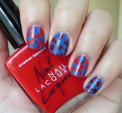 Crumpet's Nail Tarts - Tri Polish Challenge May 3