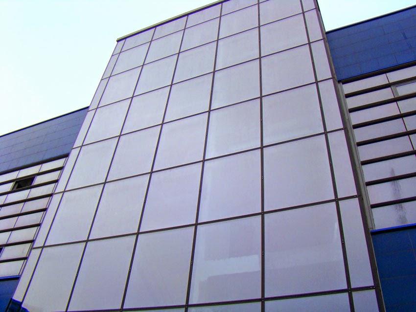 Super Aluminium Glass Structural Glazing Khan Acp