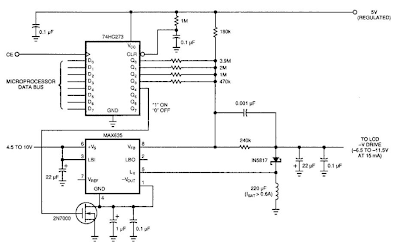 Phenomenal Schematic Diagram Build A Lcd Display Power Supply Wiring Diagram Wiring Database Gramgelartorg