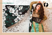 Firdous Lawn Collection 2011 - Dark   Temptation