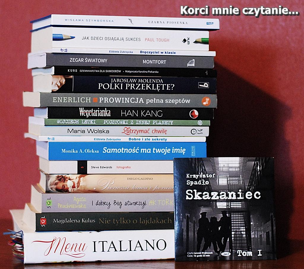 Jak ograniczam się w kupowaniu książek, czyli stosiki