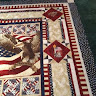 Purple Heart Quilt of Valor