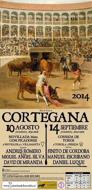 Cortegana 2014