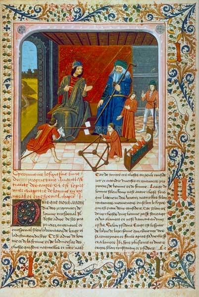 L'enfance au Moyen Âge -BNF