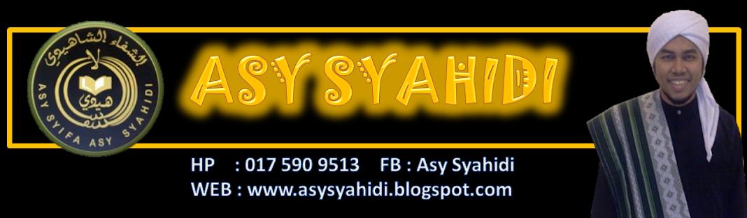 ASY SYAHIDI