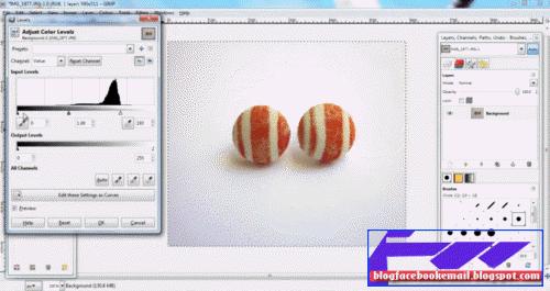 aplikasi edit foto gratis GIMP