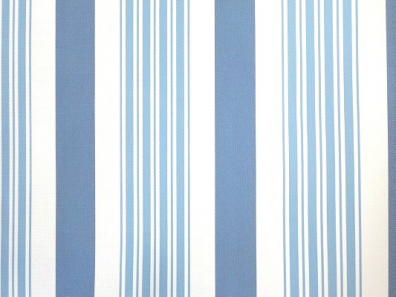 Papel pintado infantil rayas azules decoracion endotcom - Papel pared rayas ...