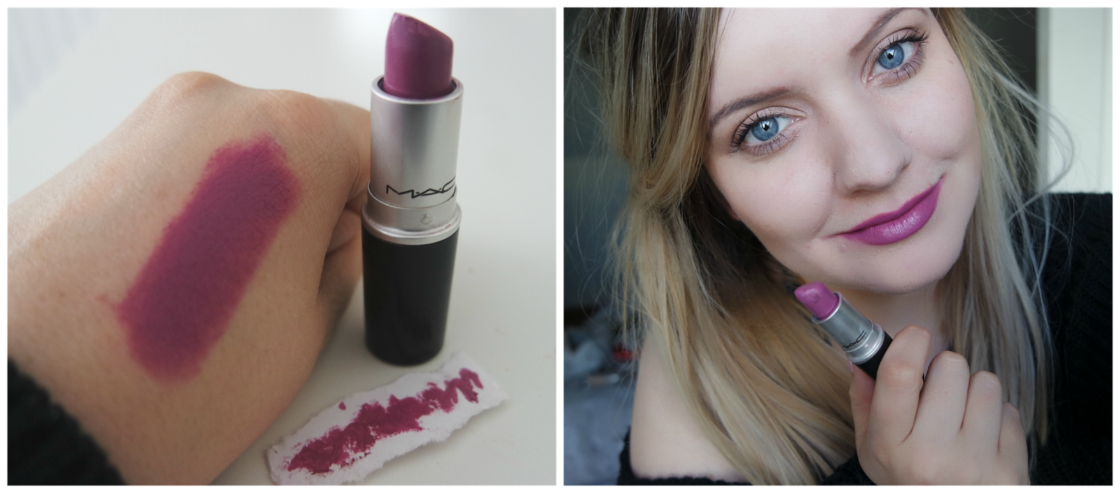MAC Up The Amp Review & Swatches
