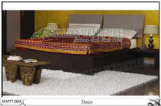 Tempat Tidur Minimalis Modern Terbaru Deco 160 X 200