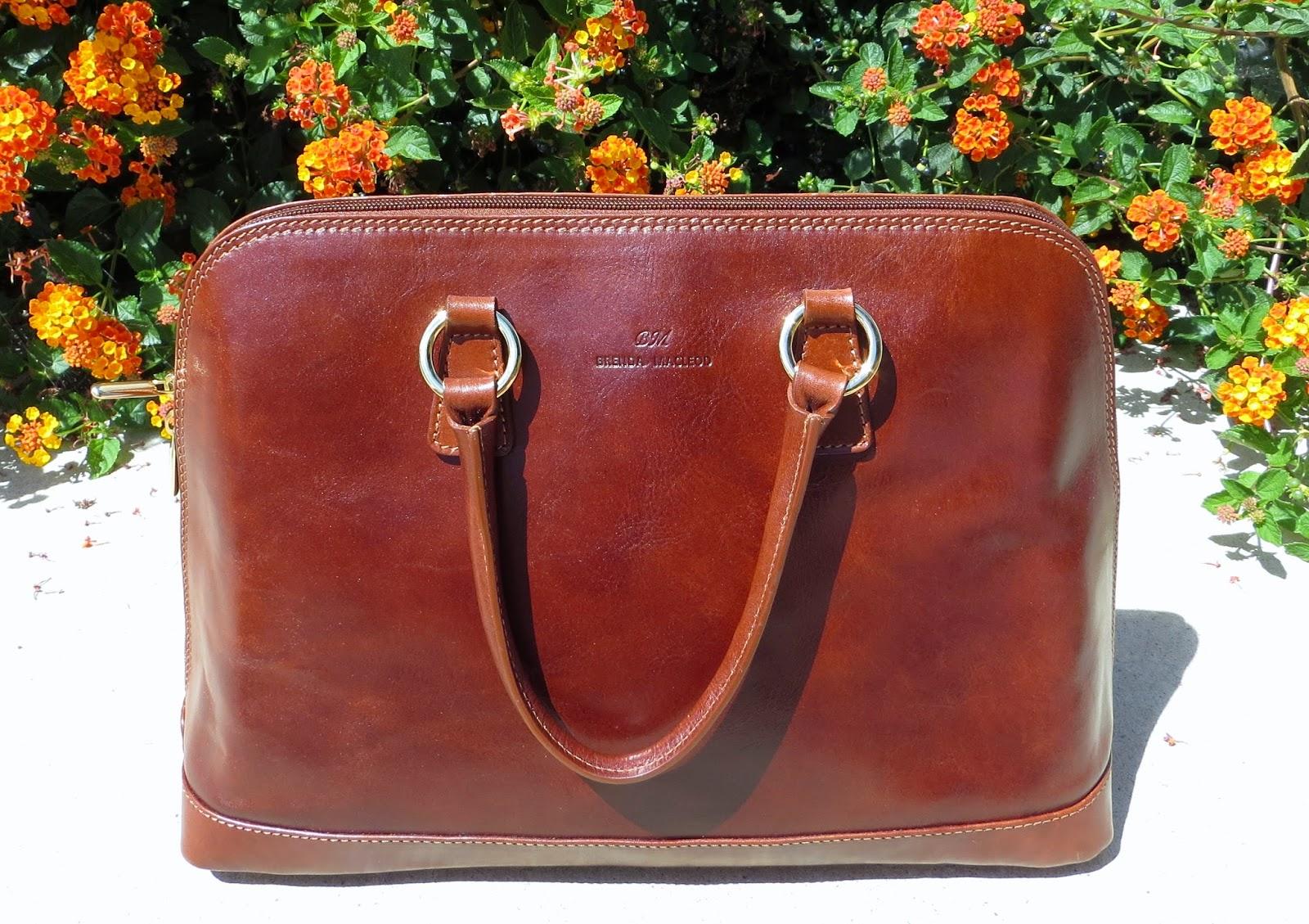 Brenda Macleod Fiona tan - Hello, Handbag