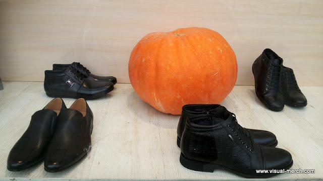 визуальный мерчендайзинг - Хэллоуин