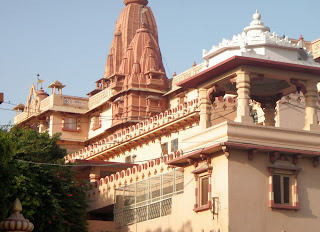 Lord Krishna Birth Place - Mathura