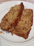 Cinnamon -Zucchini Bread
