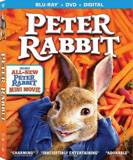 Peter Rabbit (Las travesuras de Peter Rabbit) (2018) 720p y 1080p BDRip mkv Dual Audio AC3 5.1 ch