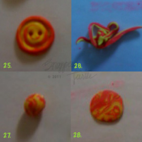 polymerclaybuttontutorial25 28 Polymer Clay Button Tutorial