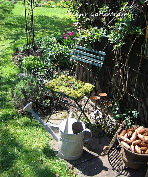 Neuer Gartentraum Vom Sperrmull