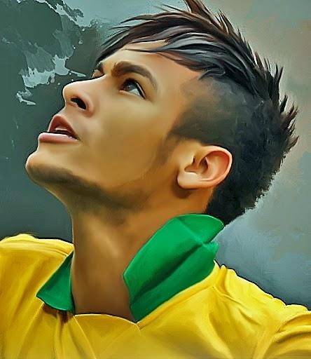That Neymar is a Work of Art (Gallery)   FOOTY FAIR