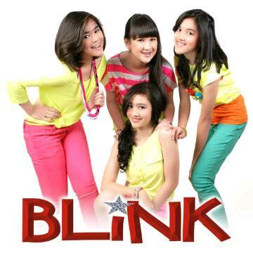 Lirik Lagu Blink - OMG Lyrics
