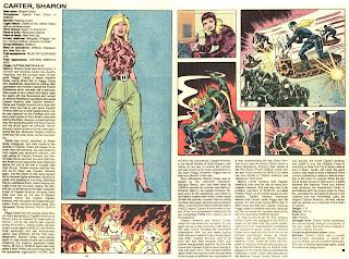 Agente 13 (ficha marvel comics)