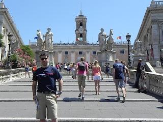 Campidoglio em Roma