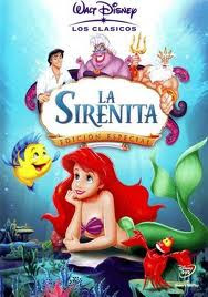 La Sirenita 1 (1989)