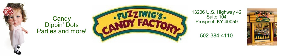Fuzziwig&#39;s Candy Factory