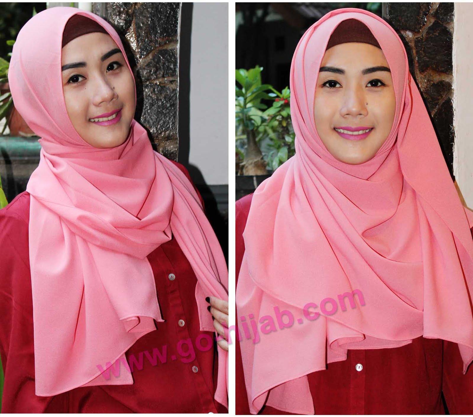 Cara Menggunakan Hijab Pasmina Cara Menggunakan Hijab Pashmina