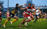 Henry Trinder, Gloucester, Glaws, Rugby, Europe, Heineken Cup, Amlin Challenge Cup