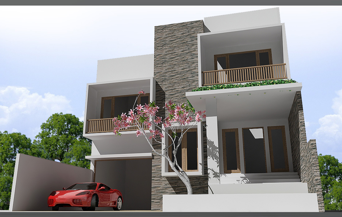Modern home minimalist modern home minimalist for Contemporary minimalist house