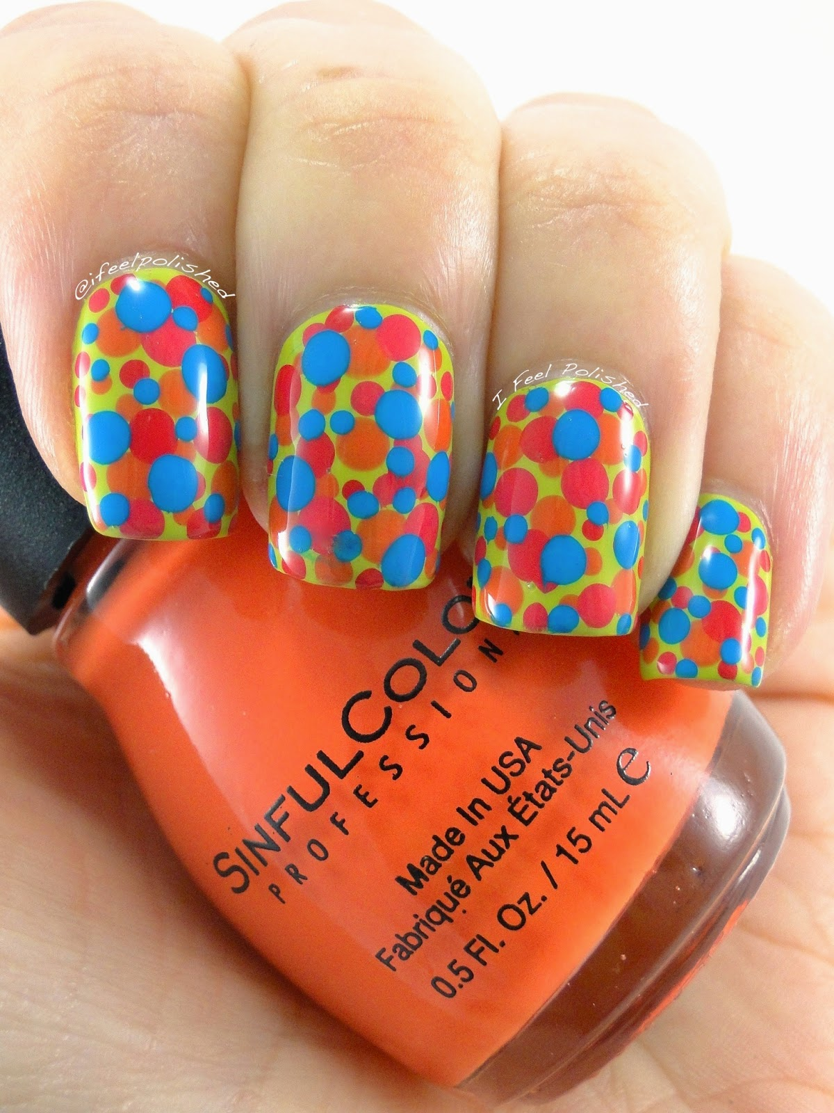 SinfulColors Spring Fever Collection