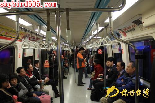 台北捷運50億人次3