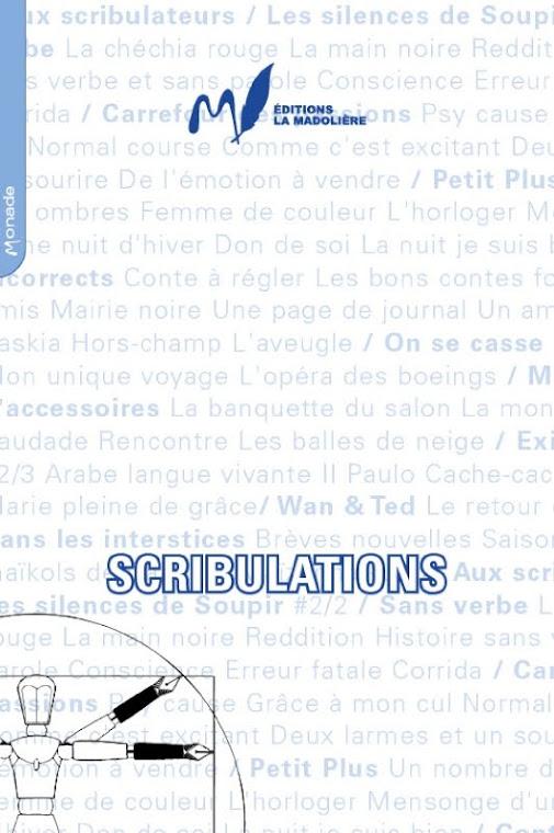 SCRIBULATIONS 01-09