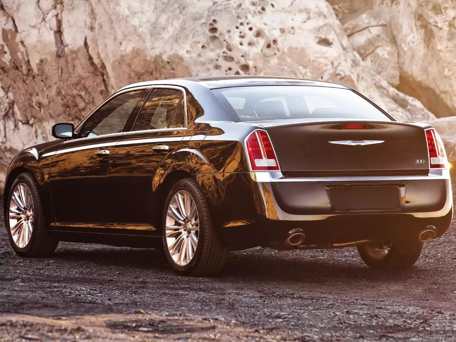 Hình ảnh xe ô tô Chrysler 300 2011 & nội ngoại thất