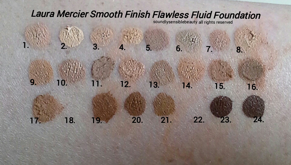 Laura Mercier Smooth Finish Flawless Fluide, Fluid Foundation