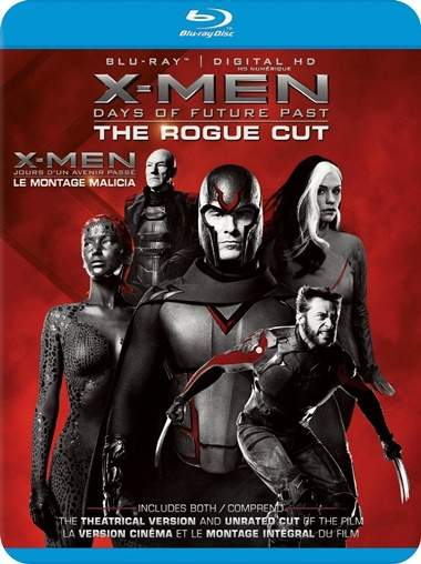 X-Men Días del Futuro Pasado 1080p HD Latino Rogue Cut